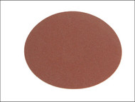 Faithfull FAIADSA150AS - Self Adhesive Red PSA 150 mm Disc Assorted (Pack of 5)