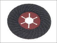Faithfull FAIADSF11536 - Semi-Flexible Black Discs 115mm C36