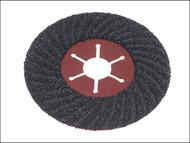 Faithfull FAIADSF11560 - Semi-Flexible Black Discs 115mm C60