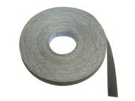 Faithfull FAIAECR251 - Emery Cloth Roll 50m x 25mm Grade 1