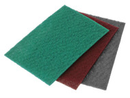 Faithfull FAIAHPGREEN - Hand Pad Green General Purpose 230 x 150mm (10)