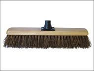 Faithfull FAIBRBAS18R - Platform Broom Head Bassine 45cm (18in) Threaded Socket