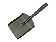 Faithfull FAICOALS6 - Coal Shovel One Piece Steel 150mm
