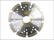 Faithfull FAIDB115MAR - Marathon Diamond Blade Masonry & Steel 115mm x 22.2mm