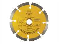 Faithfull FAIDB115MR - Diamond Mortar Raker Blade Yellow Series 115mm x 22.2mm (16mm)