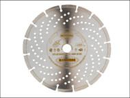 Faithfull FAIDB230MAR - Marathon Diamond Blade Masonry & Steel 230mm x 22.2mm
