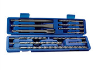Faithfull FAIDSS - SDS Plus Drill Set & Steel Set
