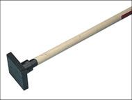 Faithfull FAIER10W - Earth Rammer 4.5kg (10lb) with Wooden Shaft