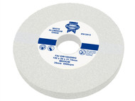 Faithfull FAIGW20025WG - General Purpose Grinding Wheel 200mm x 25mm White Medium