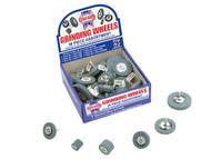 Faithfull FAIGWA36 - Grinding Wheel Assortment 36 Piece