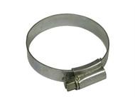 Faithfull FAIHC2AB - 2A Hose Clip - Zinc MSZP 35 - 50mm