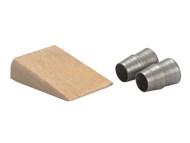 Faithfull FAIHW1N - Hammer Wedges (2) & Timber Wedge Kit Size 1
