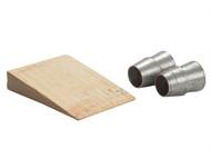 Faithfull FAIHW2N - Hammer Wedges (2) & Timber Wedge Kit Size 2
