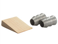 Faithfull FAIHW4N - Hammer Wedges (2) & Timber Wedge Kit Size 4