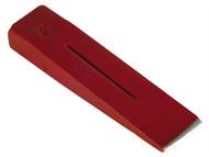 Faithfull FAILSW8 - Log Splitting Wedge Steel 200mm 1.6kg (3.12Lb)
