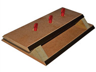 Faithfull FAIMBSKIRT - Skirting Board Mitre 230mm