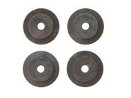 Faithfull FAIPCCRW - Pipe Slicer Wheel Only (Pack of 4)