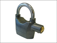 Faithfull FAIPLALARM - Padlock With Security Alarm 70mm