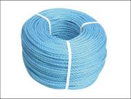 Faithfull FAIRB3060 - Blue Poly Rope 6mm x 30m