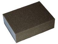 Faithfull FAISBMF - Sanding Block - Medium/Fine 90 x 65 x 25mm