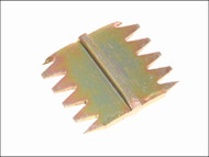 Faithfull FAISC2N - Scutch Combs 50mm (Pack 5)