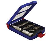 Faithfull FAISDINST23 - Interchangeable Instrument Screwdriver Set of 23