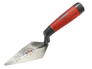 Faithfull FAISGPTF412 - Pointing Trowel Forged London Pattern Soft Grip Handle 4.1/2in