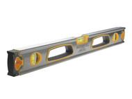 Faithfull FAISLPRO600 - Professional Heavy-Duty Level 3 Vial 60cm (24in)
