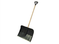 Faithfull FAISNOWHD - Heavy-Duty Plastic Snow Shovel Cw Handle