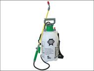 Faithfull FAISPRAY5 - Pressure Sprayer 5 Litre