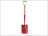 Faithfull FAISSTRMYD - Solid Socket Shovel - Trenching MYD