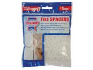 Faithfull FAITLSP5250 - Tile Spacer Long Leg 5mm Bag of 250