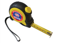 Faithfull FAITM519M - Auto-Lock Tape Measure 5m (Width 19mm)