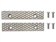 Faithfull FAIVM1JAWS - Replacement Steel Jaws For VM1 Vice