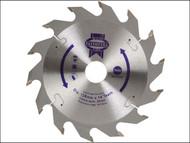 Faithfull FAIZ12814 - Circular Saw Blade 128 x 20mm x 14T Fast Rip