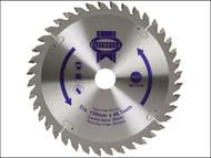 Faithfull FAIZ15040 - Circular Saw Blade 150 x 20mm x 40T General-Purpose
