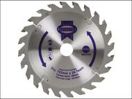 Faithfull FAIZ15224 - Circular Saw Blade 152 x 20mm x 24T Fast Rip