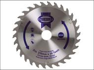 Faithfull FAIZ23530 - Circular Saw Blade TCT 235 x 16/20/30/35mm x 30T General-Purpose