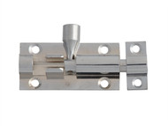 Forge FGEDBLTCH2 - Door Bolt - Chrome Finish 50mm (2in)