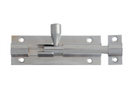 Forge FGEDBLTCH3 - Door Bolt - Chrome Finish 75mm (3in)