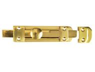 Forge FGEDBLTHVBR6 - Door Bolt Heavy - Brass 150mm (6in)
