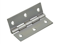Forge FGEHNGBTPC65 - Butt Hinge Polished Chrome Finish 65mm (2.5in) Pack of 2