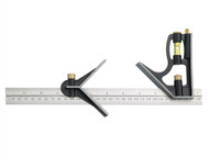 Fisher FIS225BP - FB225ME Combination Square 300mm (12in)