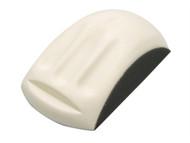 Flexipads World Class FLE12910 - Hand Sanding Block for 150mm VELCRO Brand Disc