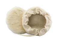 Flexipads World Class FLE40125 - All Wool Bonnet 225mm / 9in