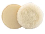 Flexipads World Class FLE40220 - Wool Bonnet 135mm VELCRO Brand