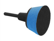 Flexipads World Class FLE48220 - Spindle Pad 50mm Conical Soft Face