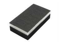 Flexipads World Class FLE56005 - Hand Sanding Block Double Sided Medium/Soft 70 x 125mm