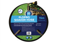 Flopro FLO70300036 - Flopro Soaker Hose 15m 12.5mm (1/2in) Diameter