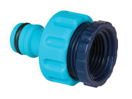 Flopro FLO70300066 - Flopro Dual Fit Outside Tap Connector 12.5mm (1/2in)